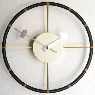 乔治 · 纳尔逊挂钟英镑 c 锁定 (KC-GN13399) (测井) | 手表 | 钟 | 钟表 | kake時計 | 木材 * 冲洗