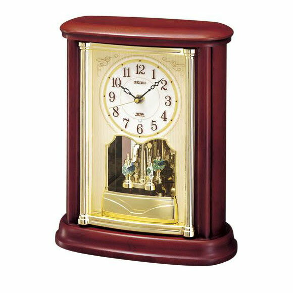 SEIKO Seiko Clock Wood Frame (BY227B) * Douche (calibration) | Watch |  Clocks | Alarm Clock | Table Clock