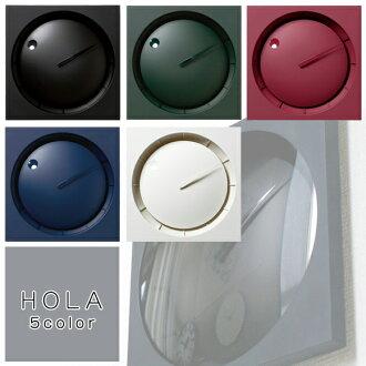 Interior shop a-mon  라쿠텐 일본: 디자인 시계 「 HOLA 」 (TL-HOLA) (검 ...