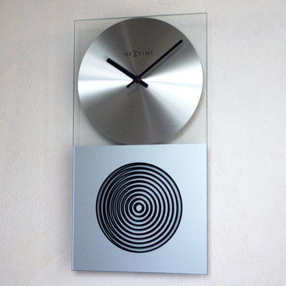 【エントリーで★最大ポイント10倍!】NEXTIME「OP Clock」 (ER-3028)