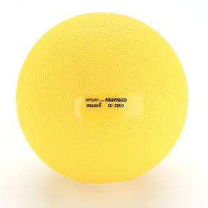 ギムニク バランスボール ヘビーメディシンボール 2kg Med Ball 2 (GY97-20) エクササイズ ヨガ ボール ピラティス