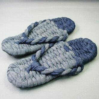 面料︰ 布涼鞋涼鞋牛仔藍 18 釐米和 20 釐米 (PJDENI-BL-KID) * 股票就退出