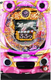 西陣 CR金の花満開ZX2『循環加工セット』[パチンコ実機][裏玉循環加工/家庭用電源/音量調整/ドアキー/取扱い説明書付き〕[中古]