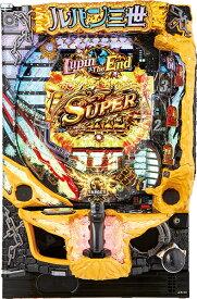 平和 CRルパン三世~Lupin The End~99ver. 『バリューセット2』[パチンコ実機][オートコントローラータイプ2(演出観賞特化型コントローラー)+循環リフター/家庭用電源/音量調整/ドアキー/取扱い説明書付き〕[中古]