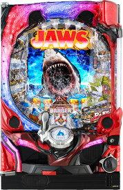 平和 CR JAWS再臨-SHARK PANIC AGAIN- 『ノーマルセット』[パチンコ実機][家庭用電源/音量調整/ドアキー/取扱い説明書付き〕[中古]