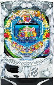 SANYO CRAスーパー海物語SAE5 『バリューセット1』[パチンコ実機][オートコントローラータイプ1(自動回転/保留固定/高速消化/玉打ち併用)+循環リフター加工/家庭用電源/音量調整/ドアキー/取扱い説明書付き〕[中古]