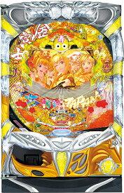 SANYO CRスーパー海物語 IN JAPAN 金富士バージョン319 『バリューセット2』[パチンコ実機][オートコントローラータイプ2(演出観賞特化型コントローラー)+循環リフター加工/家庭用電源/音量調整/ドアキー/取扱い説明書付き〕[中