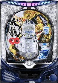 マルホン CR天龍∞ 7000VS『循環加工セット』[パチンコ実機][裏玉循環加工/家庭用電源/音量調整/ドアキー/取扱い説明書付き〕[中古]