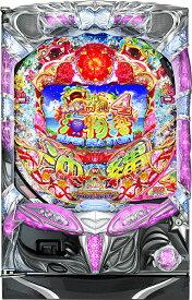 SANYO CRスーパー海物語IN沖縄4MTBZ『ノーマルセット』[パチンコ実機][家庭用電源/音量調整/ドアキー/取扱い説明書付き〕[中古]
