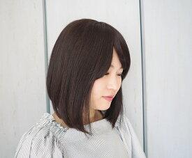 【オプション】人毛ミックスウィッグの産毛・前髪調整