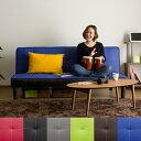 シンプル合成皮革ソファベッド / Mercury(マーキュリー) コンパクトサイズ 170cm幅