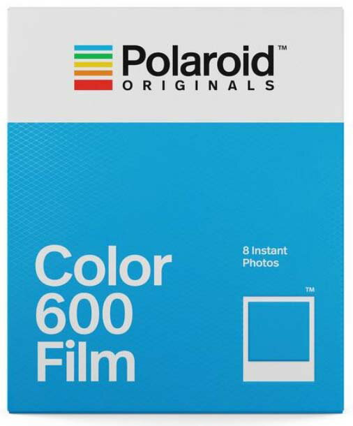 Polaroid Originalsインスタントカラーフィルムfor 600、ホワイト( 4670 )