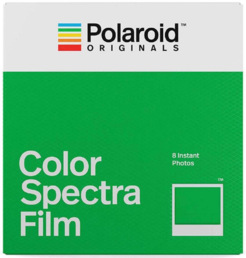 Polaroid Originalsインスタントフィルムカラーフィルムのイメージ/ Spectra、ホワイト( 4678 )