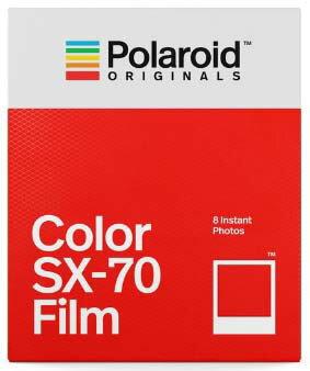 Polaroid Originalsインスタントカラーフィルムfor sx-70、ホワイト( 6911 )