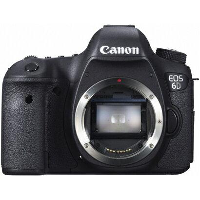 【送料無料】CANON EOS 6D ボディ