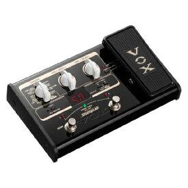 【送料無料】VOX SL-2G ブラック StompLab(ストンプラブ) [コンパクト マルチエフェクター ギター用]