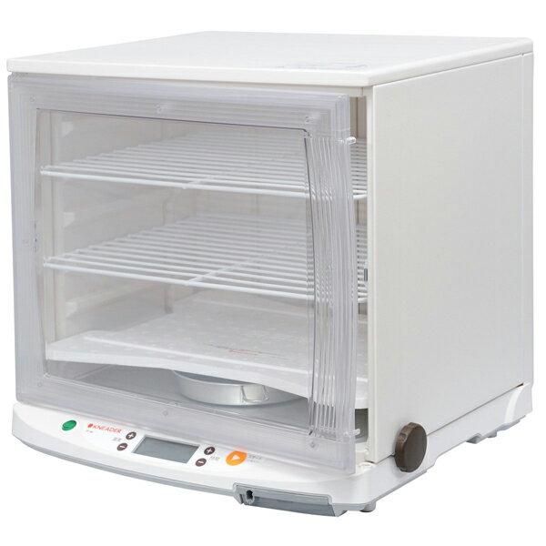 【送料無料】日本ニーダー PF102 [洗えてたためる発酵器] 天然酵母 米麹 塩麹 テンペ ヨーグルト 2斤 美味しいパン 手作り ご自宅 食パン
