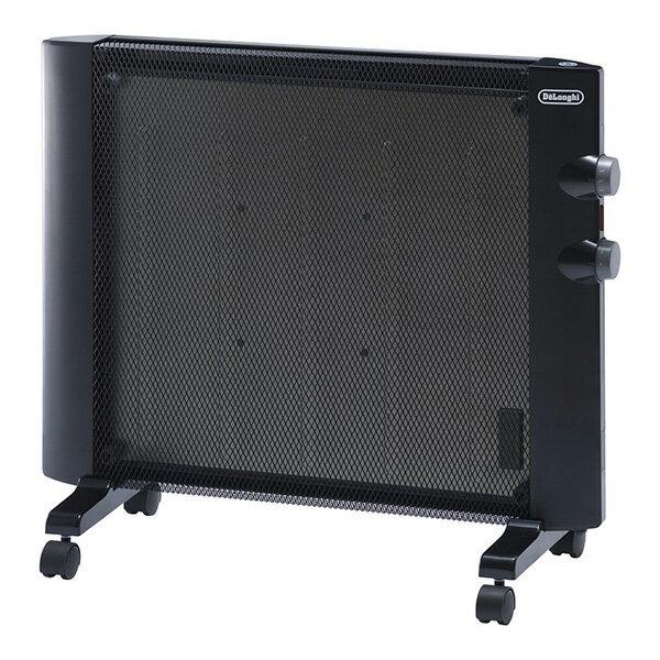【送料無料】デロンギ HMP900J-B ブラック [マイカパネルヒーター(〜900W)] 即暖型 軽量 薄型 省スペース設計 キャスター 取っ手 スポット暖房 2段階(900w/450w)電力切り替え 暖房 電気 冬物