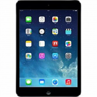 APPLE ME276J/A space gray on iPad mini Retina display Wi-Fi model (7.9 / 16 GB)