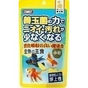 イトスイ イトスイ 金魚の主食 納豆菌小粒 90g [観賞魚用フード]