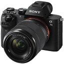 【送料無料】SONY ILCE-7M2K ズームレンズキット α7II [デジタル一眼カメラ (FE 28-70mm F3.5-5.6 OSS」 レンズキット ...