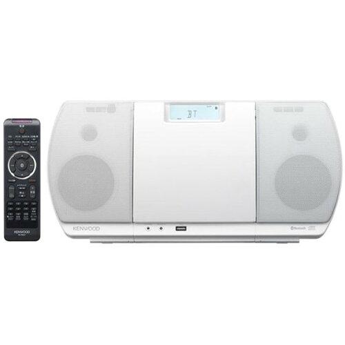 【送料無料】KENWOODCR-D3-Wホワイト[パーソナルオーディオシステム]