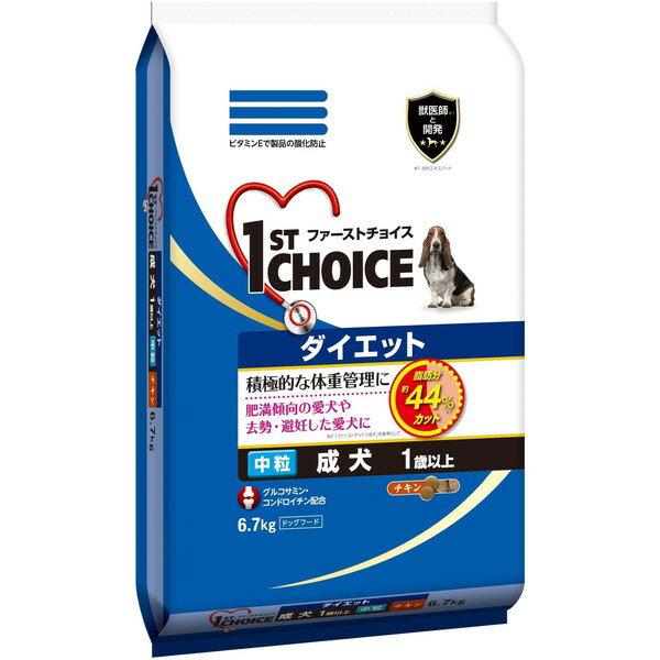 アース・バイオケミカル アースFC成犬ダイエット中粒6.7Kg