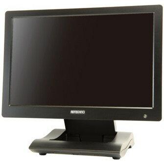 【送料無料】ADTECHNO LCD1015S ブラック [10.1型ワイド 業務用液晶ディスプレイ]