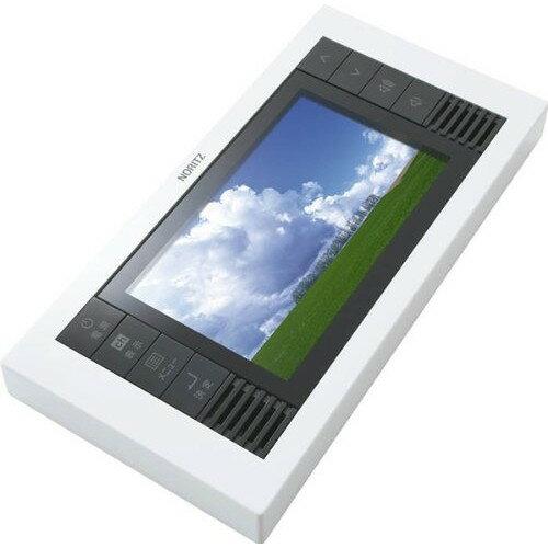 【送料無料】NORITZ YTVD-501W ホワイト [5V型ワイドワンセグ防水テレビ(LEDバックライト液晶搭載/地上デジタル専用)]