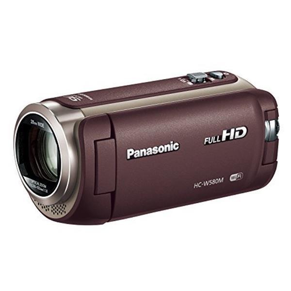 【送料無料】PANASONIC HC-W580M-T ブラウン [デジタルハイビジョンカメラ SD対応 32GBメモリー内蔵]