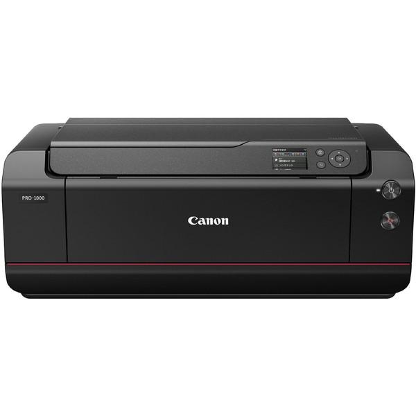 【送料無料】CANON PRO-1000 ブラック imagePROGRAF [インクジェットプリンター A2対応]