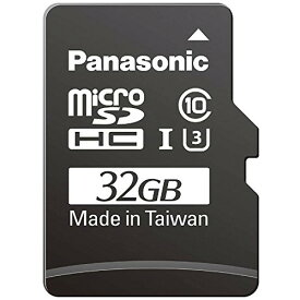 PANASONIC RP-SMGB32GJK [microSDHC (32GB・UHS-Iカード)] 【同梱配送不可】【代引き・後払い決済不可】【沖縄・離島配送不可】
