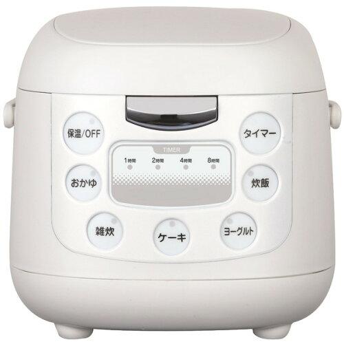 イーバランスEB-RM6200Kホワイト系ROOMMARE[コンパクト炊飯ジャー]