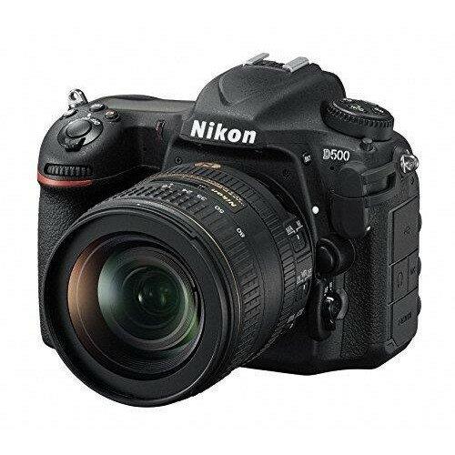 【送料無料】Nikon D500 16-80VR レンズキット AF-S DX NIKKOR 16-80mm f/2.8-4E ED VR[デジタル一眼レフカメラ (2088万画素)]