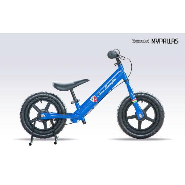 【送料無料】ランボルギーニ TL-B-BL ブルー [子供用ランニングバイク(11インチ)]【同梱配送不可】【代引き不可】【本州以外の配送不可】