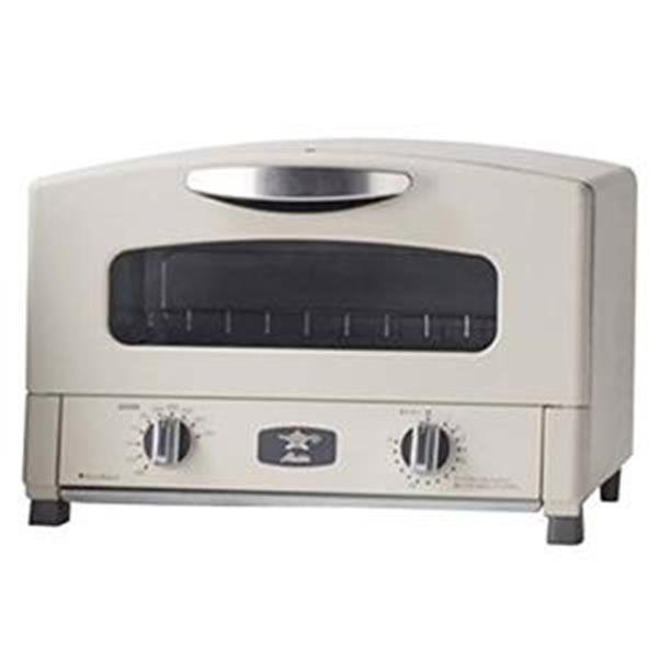 【送料無料】アラジン トースター ホワイト 2枚焼き AET-GS13N-W [グラファイトトースター] 遠赤グラファイト グリル&トースター ノンフライ調理 グリルパン Aladdin