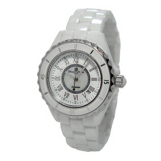 【送料無料】Salvatore Marra SM15151-WHR [クォーツ式腕時計 (レディース)]