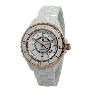 【送料無料】Salvatore Marra SM15151-PGWHA [クォーツ式腕時計 (レディース)]