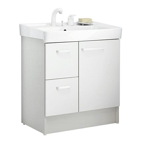 【送料無料】INAX D7H4-755SY1-W/VP1W ホワイト [洗面化粧台用 (間口750 片引出タイプ)]