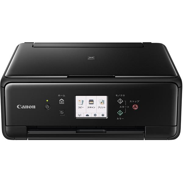 【送料無料】CANON PIXUS TS6030BK ブラック [A4インクジェット複合機(無線LAN/USB2.0)]