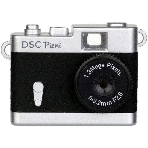 ケンコー DSC-PIENI BK ブラック トイカメラ DSC-Pieni [小型トイデジタルカメラ]