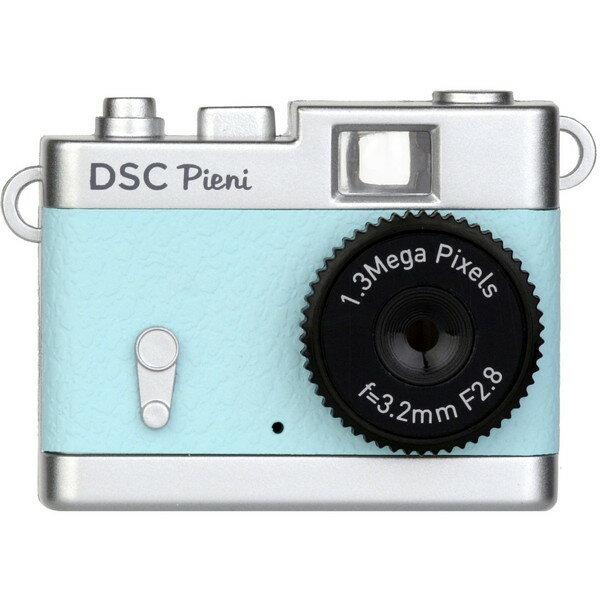 ケンコー DSC-PIENI SB スカイブルー トイカメラ DSC-Pieni [小型トイデジタルカメラ]