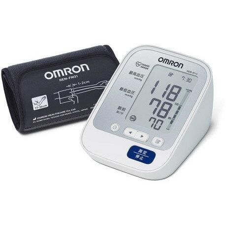 【送料無料】OMRON HEM-8713 [上腕式血圧計 (フィットカフ/血圧値レベル表示付き)]