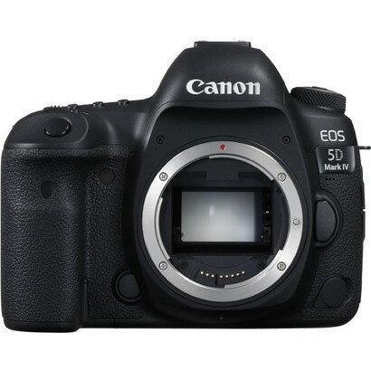 【送料無料】CANON EOS 5D MarkIV ボディ [デジタル一眼レフカメラ (3040万画素)]