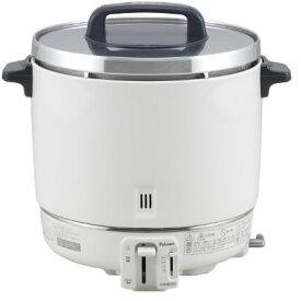 パロマ PR-403S-LP [ガス炊飯器 (2.2升炊き・プロパンガス用)]