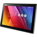 【送料無料】ASUS Z300CNL-BK16 ブラック ZenPad 10 [タブレットパソコン 10.1型ワイド液晶 eMMC16GB SIMフリー]