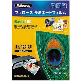 FELLOWES 5400901 B4サイズ [ラミネートフィルム(25枚・100μ)]