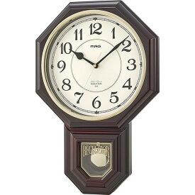 ノア精密 W-670BR [振り子時計(西洋館)] W670BR