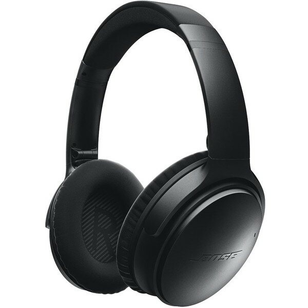 【送料無料】BOSE QUIETCOMFORT35WLSSBL ブラック Bose QuietComfort 35 wireless headphones [ワイヤレスヘッドホン(ノイズキャンセリング機能搭載・Bluetooth対応・)]