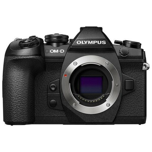 【送料無料】OLYMPUS E-M1 Mark II ボディ [デジタルミラーレス一眼カメラ(2037万画素)]